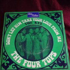Discos de vinilo: THE FOUR TOPS. Lote 225319640