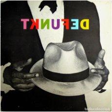 Discos de vinilo: DEFUNKT - DEFUNKT (1ER LP) - LP FRANCE 1980 - HANNIBAL RECORDS HNBL 1301. Lote 225335570