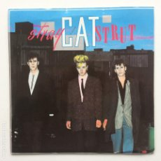 Discos de vinilo: STRAY CATS ‎– STRAY CAT STRUT / DRINK THAT BOTTLE DOWN UK 1981. Lote 225339240