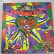 Discos de vinilo: LIONS IN LOVE - TANTO - GRABACIONES ACCIDENTALES – 4GA 0399 - 1990. Lote 225343425