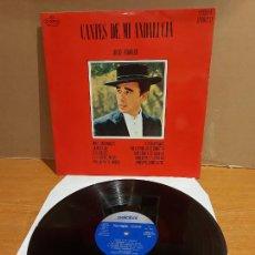 Discos de vinilo: JULIO ROMERO / CANTES DE MI ANDALUCÍA / LP - PALOBAL-1971 / MBC. ***/***. Lote 225371753