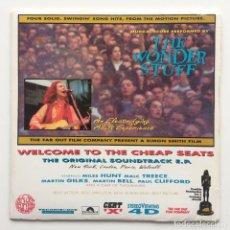 Discos de vinilo: THE WONDER STUFF – WELCOME TO THE CHEAP SEATS THE ORIGINAL SOUNDTRACK E.P. UK & EUROPE,1992. Lote 225372960