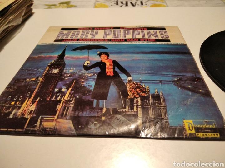 MARY POPPINS WALT DISNEY (Música - Discos - Singles Vinilo - Bandas Sonoras y Actores)