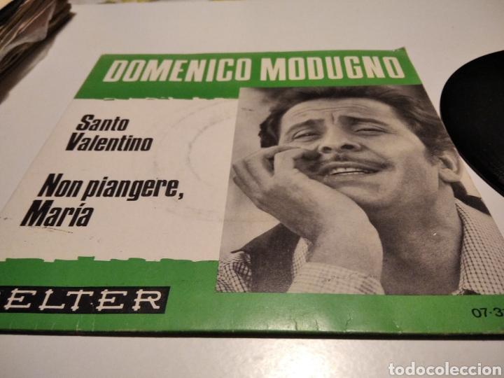 DOMENICO MODUGNO (Música - Discos - Singles Vinilo - Cantautores Internacionales)