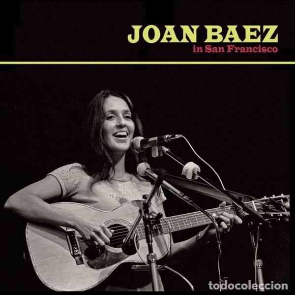 JOAN BAEZ * LP VINILO * IN SAN FRANCISCO * EDICIÓN LIMTADA A 500 COPIAS!! PRECINTADO! (Música - Discos - LP Vinilo - Cantautores Extranjeros)