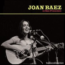 Discos de vinilo: JOAN BAEZ * LP VINILO * IN SAN FRANCISCO * EDICIÓN LIMTADA A 500 COPIAS!! PRECINTADO!. Lote 225437285