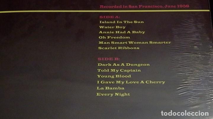 Discos de vinilo: JOAN BAEZ * LP Vinilo * In San Francisco * Edición limtada a 500 copias!! Precintado! - Foto 4 - 225437285