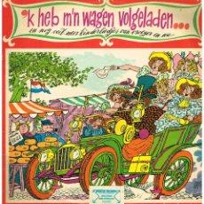 Discos de vinilo: K HEB M'N WAGENVOLGELADEN... - LP - ED. HOLANDA. Lote 225461515