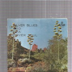 Discos de vinilo: CONJUNTO NUEVA ONDA SILVER BLUES. Lote 225488450