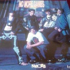 Discos de vinilo: NO MORE GAMES. Lote 225489680