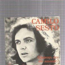Disques de vinyle: CAMILO SESTO. Lote 225492940