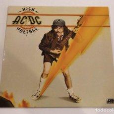 Discos de vinilo: AC/DC - HIGH VOLTAGE (LP REEDICIÓN) NUEVO. Lote 225495336