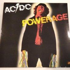 Discos de vinilo: AC/DC - POWER AGE (LP REEDICIÓN) NUEVO. Lote 225495736