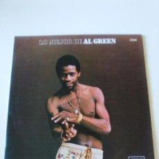 Dischi in vinile: LO MEJOR DE AL GREEN ( 1975 LONDON ESPAÑA ). Lote 225496180