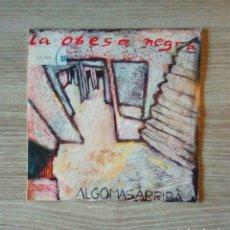 "Discos de vinilo: LA OBESA NEGRA – ALGO MAS ARRIBA, LA ROSA RECORDS – 53.0102, VINYL, 7"", 1988, SPAIN. Lote 225498081"