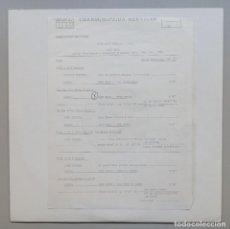 Discos de vinilo: JEFF BECK - BBC ROCK HOUR - LP. Lote 225503476