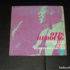 Discos de vinilo: OTIS REDDING EP FA FA FA FA FA+3. Lote 225508015