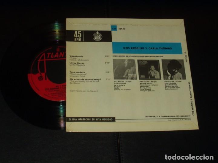 Discos de vinilo: OTIS REDDING CARLA THOMAS EP REY Y REINA - Foto 2 - 225508765