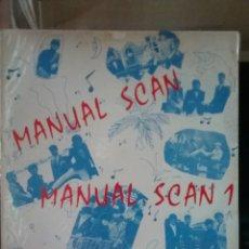 Disques de vinyle: MANUAL SCAN 1986 HI- LO RECORDS. Lote 225559575