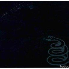 Discos de vinilo: V1332 - METALLICA. METALLICA (THE BLACK ALBUM). LP VINILO NUEVO PRECINTADO. Lote 225575090