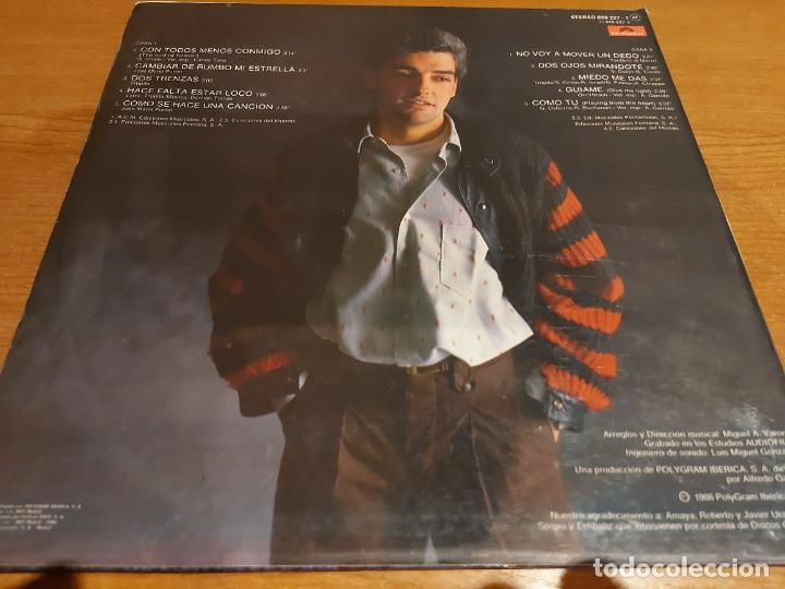 Discos de vinilo: IÑAKI URANGA / MISMO TÍTULO / LP - POLYDOR-1986 / MBC. ***/*** - Foto 2 - 225598495
