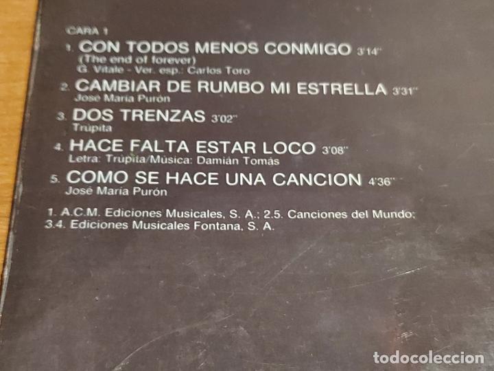 Discos de vinilo: IÑAKI URANGA / MISMO TÍTULO / LP - POLYDOR-1986 / MBC. ***/*** - Foto 3 - 225598495