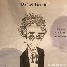 Discos de vinilo: RAFAEL BERRIO – EP (ROSI RECORDS, 2020). Lote 225600515