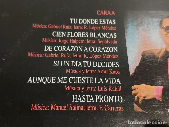 Discos de vinilo: RICARDO GABI Y SU ORQUESTA / DE CORAZÓN A CORAZÓN / LP - PICAP-1992 / MBC. ***/*** DIFÍCIL. - Foto 3 - 225601655