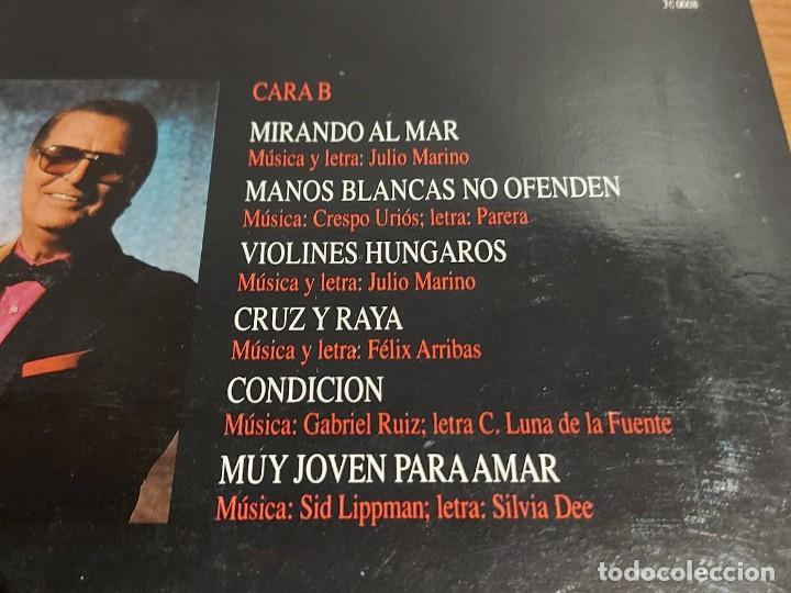Discos de vinilo: RICARDO GABI Y SU ORQUESTA / DE CORAZÓN A CORAZÓN / LP - PICAP-1992 / MBC. ***/*** DIFÍCIL. - Foto 4 - 225601655
