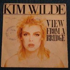 "Discos de vinilo: KIM WILDE – VIEW FROM A BRIDGE SELLO: RAK – 2C 008-64757, RAK – 2C 008-64.757 FORMATO: VINYL, 7"",. Lote 277459733"