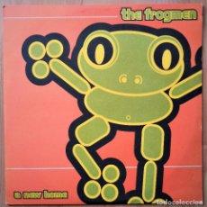 Disques de vinyle: THE FROGMEN - A NEW HOME - 2 LP - 1997. Lote 225624565