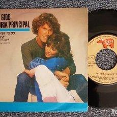 Discos de vinilo: ANDY GIBB & VICTORIA PRINCIPAL - ALL I HAVE TO DO IS DREAM / GOOD FEELING. AÑO 1.981.POLYDOR. Lote 225640603