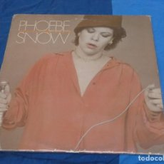 Discos de vinilo: LO9899 LP USA 1978 PHOEBE SNOW AGAINST THE GRAIN ESTADO GENERAL ACEPTABLE. Lote 225703992