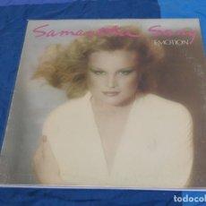 Discos de vinilo: LO9899 LP SA,MANTHA LANG EMOTION USA 1978 LEVES SEÑALES DE USO. Lote 225712345