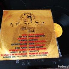 Discos de vinilo: EL SONIDO MAS JOVEN DE ESPAÑA / LP 33 RPM / GUITARRA 1970 / DISCO MUY BIEN. Lote 225736246