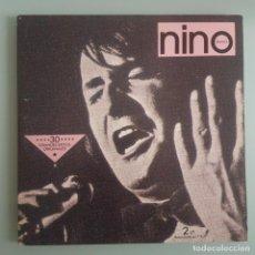 Discos de vinilo: LP NINO BRAVO. 30 GRANDES ÉXITOS, 2 LPS. Lote 225747535