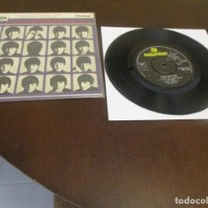 Discos de vinilo: THE BEATLES - EP UK - GEP 8920 - REEDICION 1978 - A HARD DAY'S NIGHT - IF I FELL. Lote 225759030