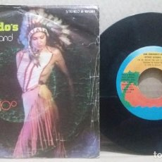 Dischi in vinile: DON ARMANDO'S RHUMBA BAND / I'M AN INDIAN TOO / SINGLE 7 INCH. Lote 225826525