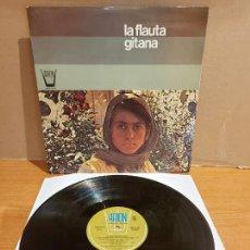 Discos de vinilo: LA FLAUTA GITANA / LP - ARION-1974 / MBC. ***/***. Lote 225837965