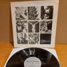 Discos de vinilo: XAVIER BENGUEREL / ARBOR-QUASI UNA FANTASIA / LP-GATEFOLD-BANCO DE BARCELONA -1972 / MBC. ***/***. Lote 225854145