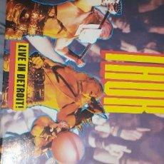 Discos de vinilo: THOR LIVE IN DETROIT,HEAVY METAL MUY RARO,,MANOWAR,CONAN,ETC. Lote 225872845