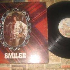 Discos de vinilo: ROD STEWART, SMILER, 1974, MERCURY,1ª EDIC, ORIG. PORT ABIERTA, OG USA. Lote 225873295