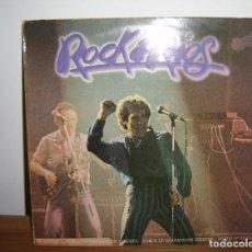 Discos de vinilo: MIGUEL RIOS - ROCK IN RIOS - 1982 - 2 LP GRABADO EN DIRECTO. Lote 225875403