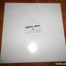 Discos de vinilo: CELINE DION HEX HECTOR EXTENDED VOCAL IMPORT MIX MAXI SINGLE VINILO PROMO HOLANDA CONTIENE 4 TEMAS. Lote 225878715