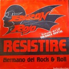 Discos de vinilo: SINGLE BARÓN ROJO. Lote 225901266