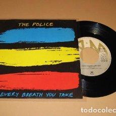 Discos de vinilo: THE POLICE - EVERY BREATH YOU TAKE - SINGLE - 1983. Lote 225905350