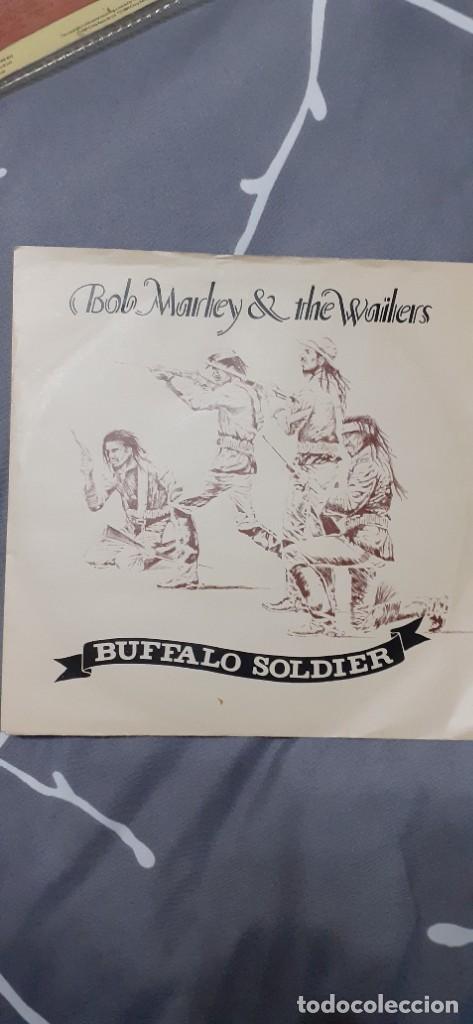 BOB MARLEY BUFFALO SOLDIER (Música - Discos - Singles Vinilo - Reggae - Ska)