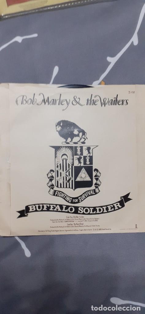 Discos de vinilo: BOB MARLEY buffalo soldier - Foto 2 - 225945252