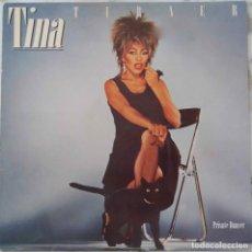 Discos de vinilo: TINA TURNER. PRIVATE DANCER. LP ESPAÑA. Lote 225948735