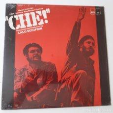 Dischi in vinile: CHE! - LALO SCHIFRIN- BANDA SONORA- USA LP 1982- NUEVO.PRECINTADO.. Lote 225952550
